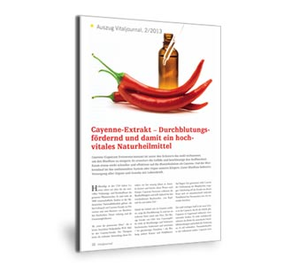 ZVS03 Gesundheits-Informationen Cayenne