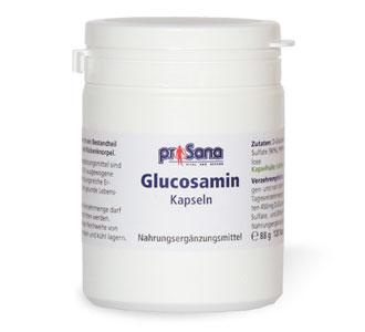 AA Glucosamin 120 Kapseln